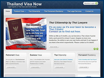 Thailand Visa Now